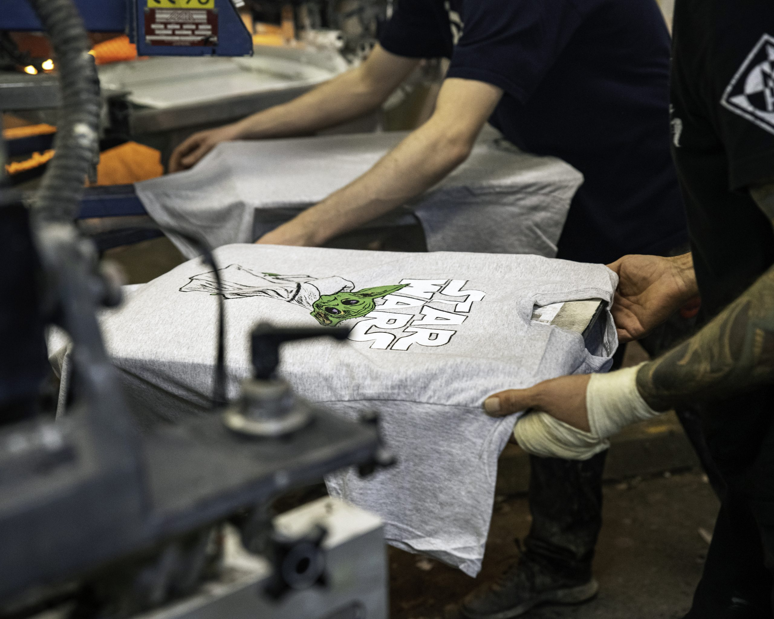 Star Wars T-shirt - T-shirt Printing Companies | T-Shirt Printing