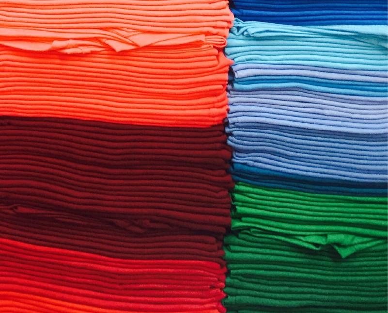 Sourcing garments
